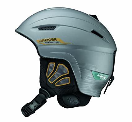 Salomon Ranger Custom Air - Casco de esquí para hombre: Amazon.es: Ropa y accesorios