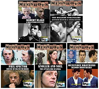 Amazon com: Mugshots: City of Angels - 5 DVD Collector's