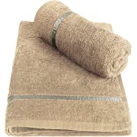 Story@Home 100% Cotton Soft Towel Set of 2 Pieces, 450 GSM - 2 Hand Towels