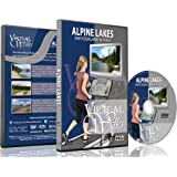 Virtual Walks - Alpine Lakes of Switzerland & Italy for Indoor Walking, Treadmill and Cycling Workouts