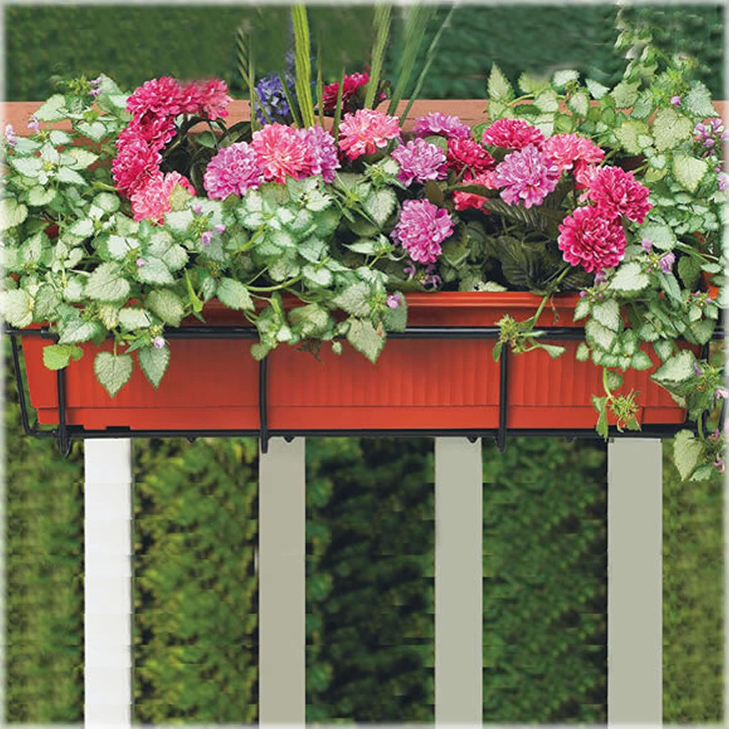 Adjustable Flower Box Holder