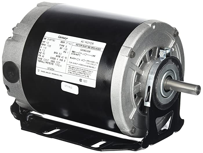 Top 9 Emerson 12 Hp Blower Motor