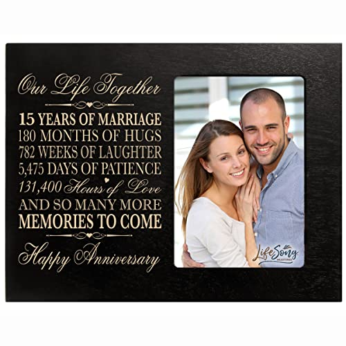 15th Wedding Anniversary Gift For Wife: 15th Year Wedding Anniversary Gift: Amazon.com