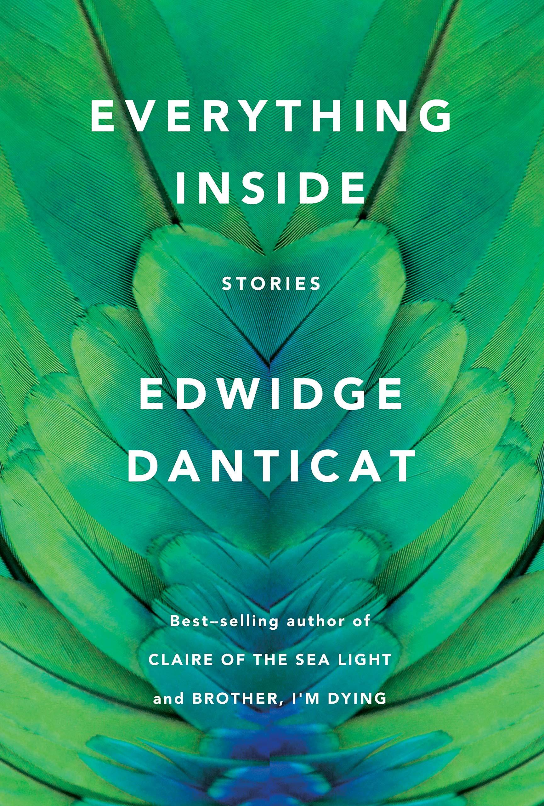 Amazon com: Everything Inside: Stories (9780525521273