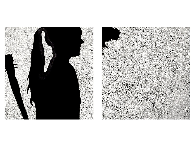f341d844e0 Bild Junge trifft Mä dchen - Banksy Street Art Wandbild Vlies - Leinwand  Bilder XXL Format Wandbilder Wohnzimmer ...