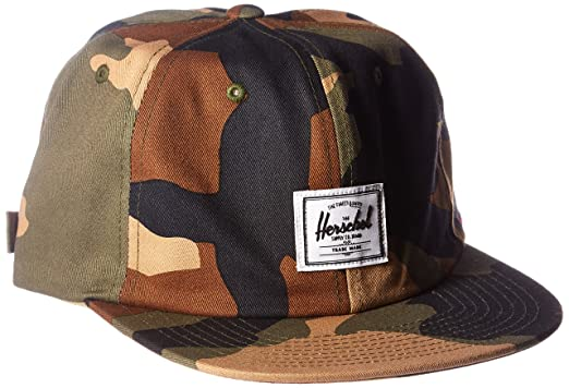 a8dc555149f ... denmark herschel supply co. mens albert cap black one size at amazon  mens clothing store