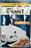 Gourmet Perle Wet Cat Food Mini Fillets in Gravy Connoisseur's Collection, 85 g - Pack of 24