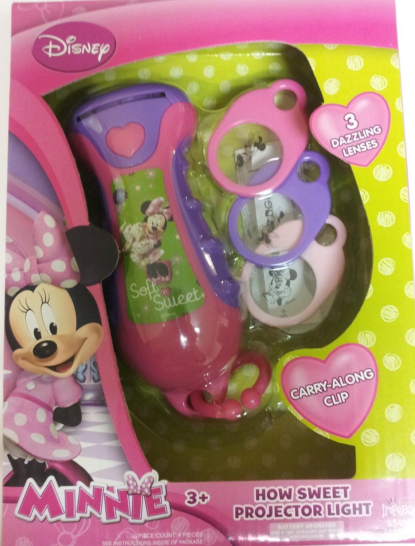 Minnie Mouse Bowtique Projector Light: Amazon.es: Juguetes y juegos