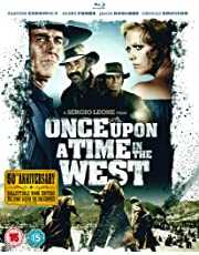 Once Upon A Time In The West 50th Anniversary