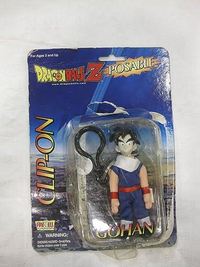 Amazon.com: Gohan Dragonball Z Clip Llavero Peluche: Toys ...