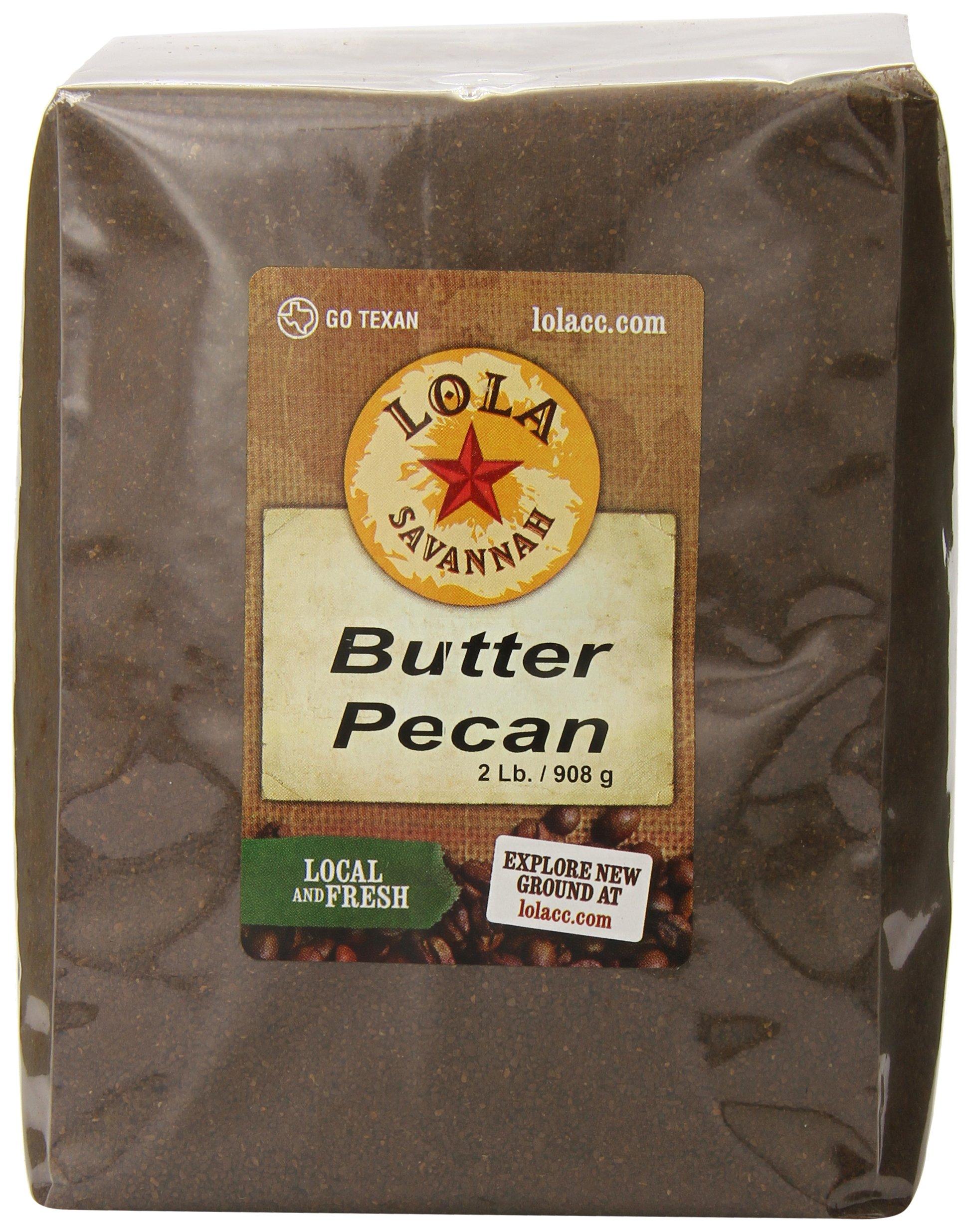Butter Pecan, Ground, 2 Pound