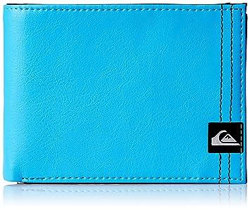Quiksilver Double Stitch - Cartera de Doble Costura para Hombre, Color Azul Marino, Talla L: Amazon.es: Deportes y aire libre
