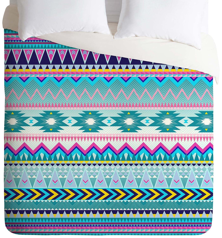 Deny Designs  Iveta Abolina Orange Bird Duvet Cover Twin//Twin XL