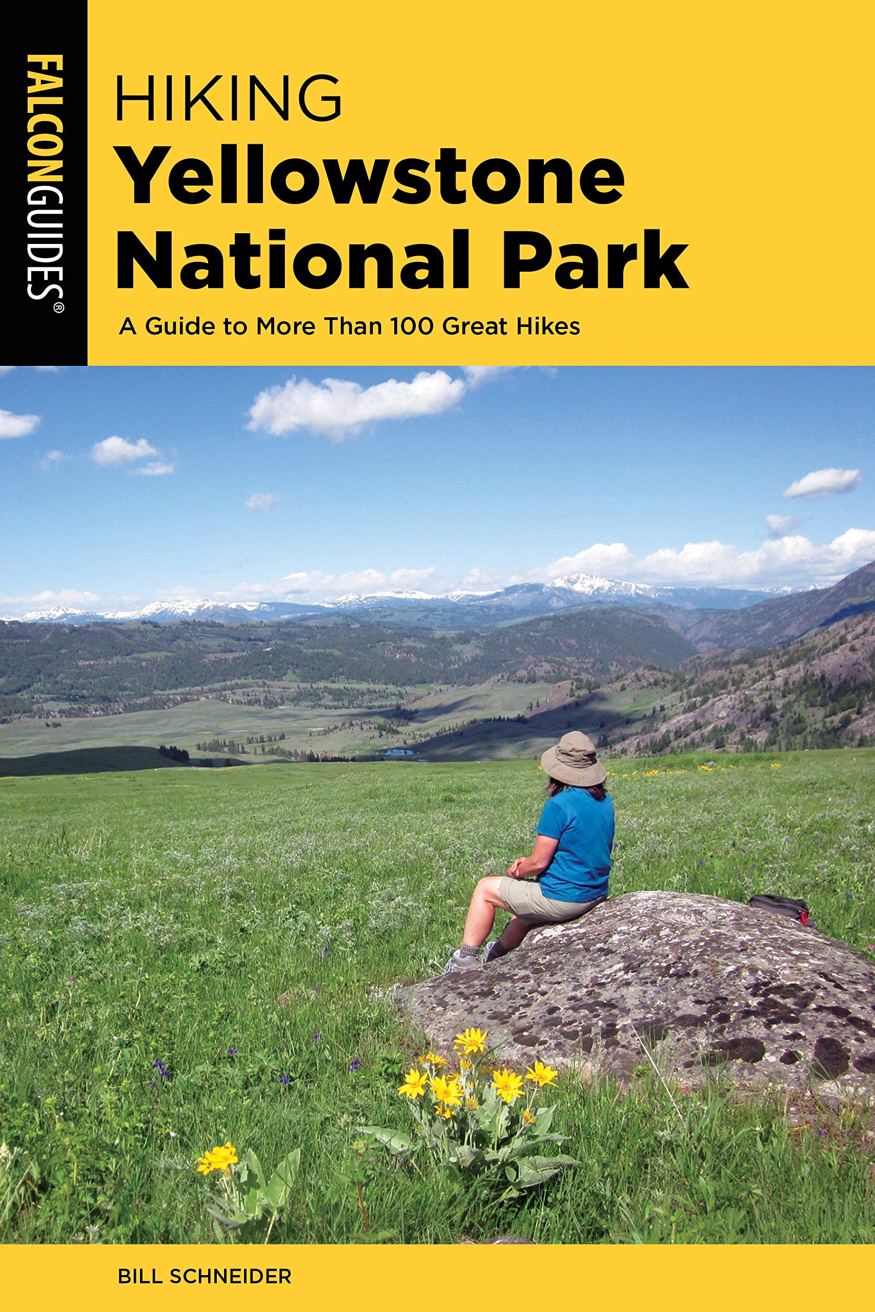 Hiking Yellowstone National Park Regional product image
