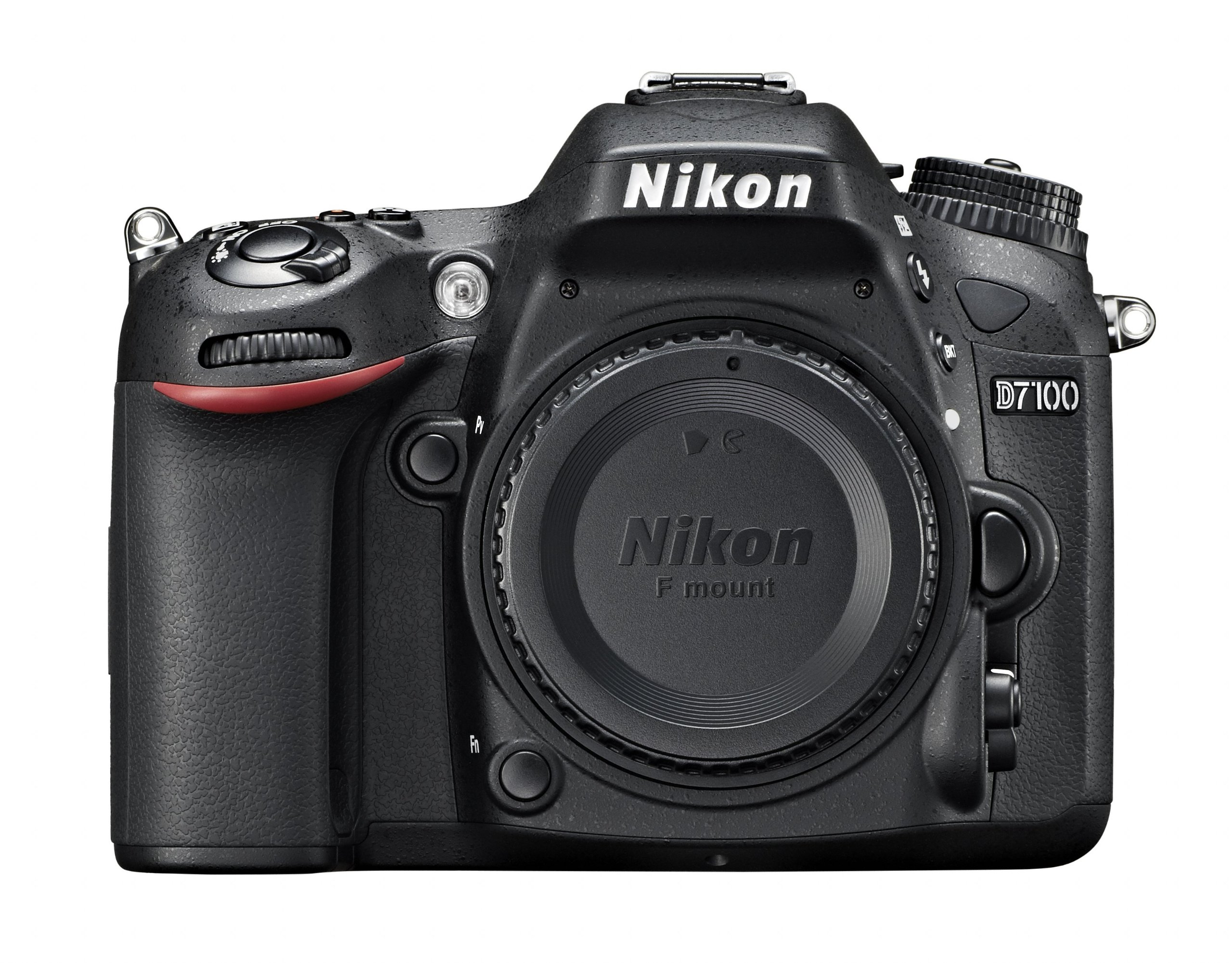 Nikon D7100 Body Fotocamera Digitale Reflex 24.1 Megapixel, Display 3.2 Pollici [Versione EU] product image