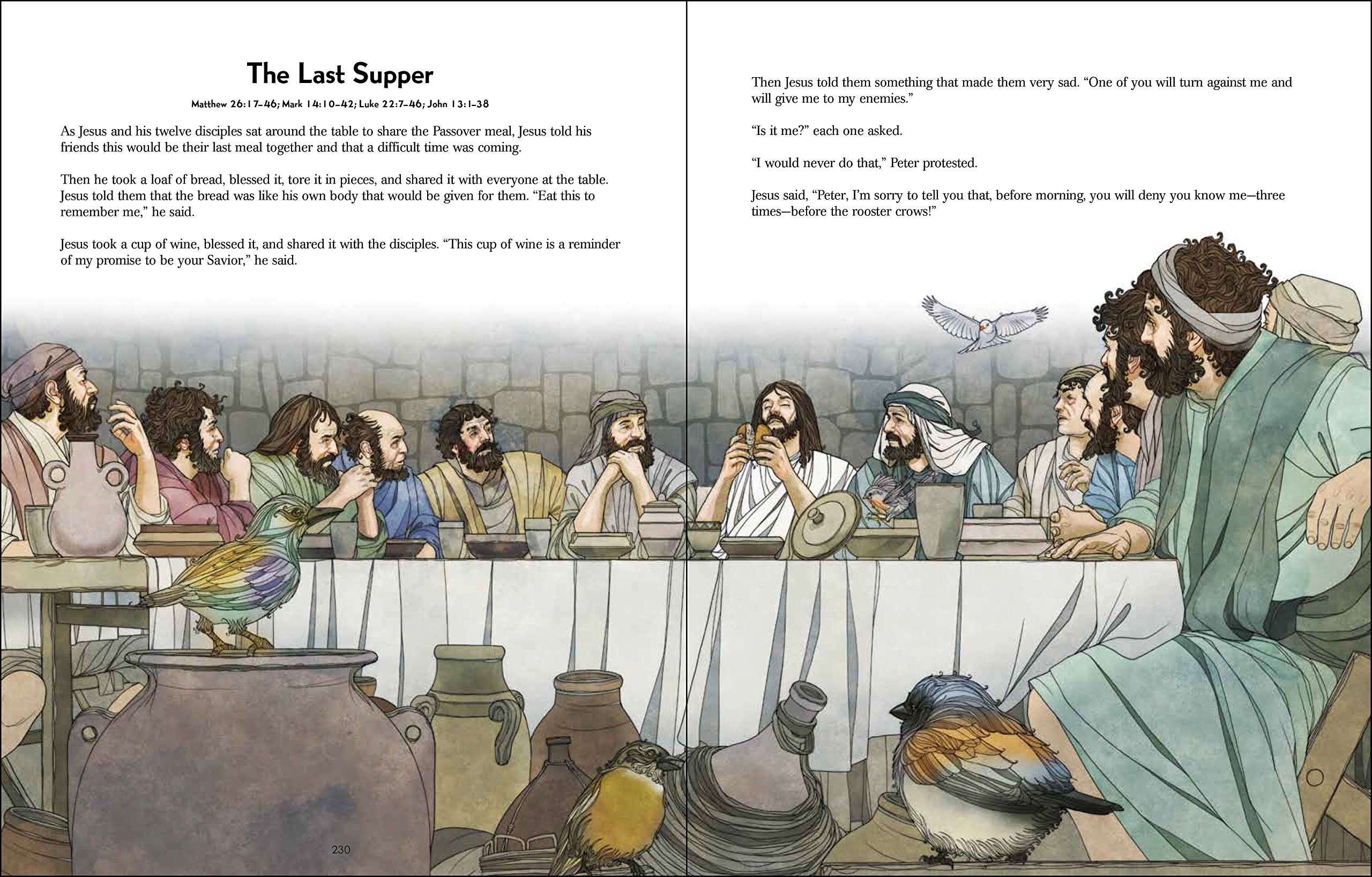 The Story For Children A Storybook Bible Max Lucado Randy Frazee Karen Davis Hill Fausto Bianchi 0025986719753 Amazon Books