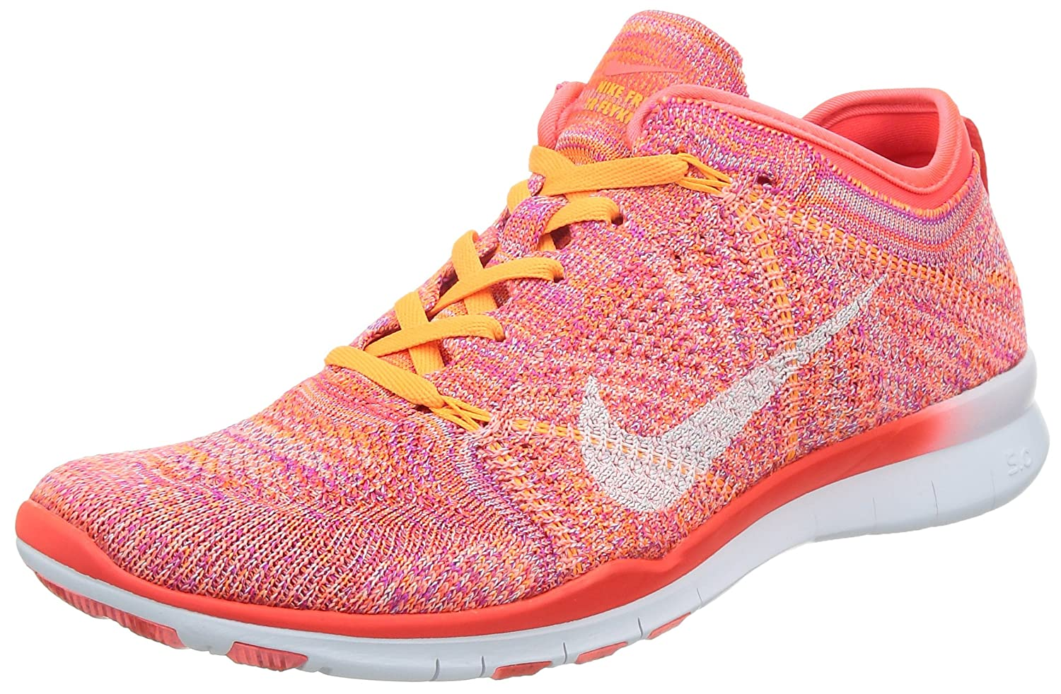 Nike Womens Free Training Flyknit Running Shoes