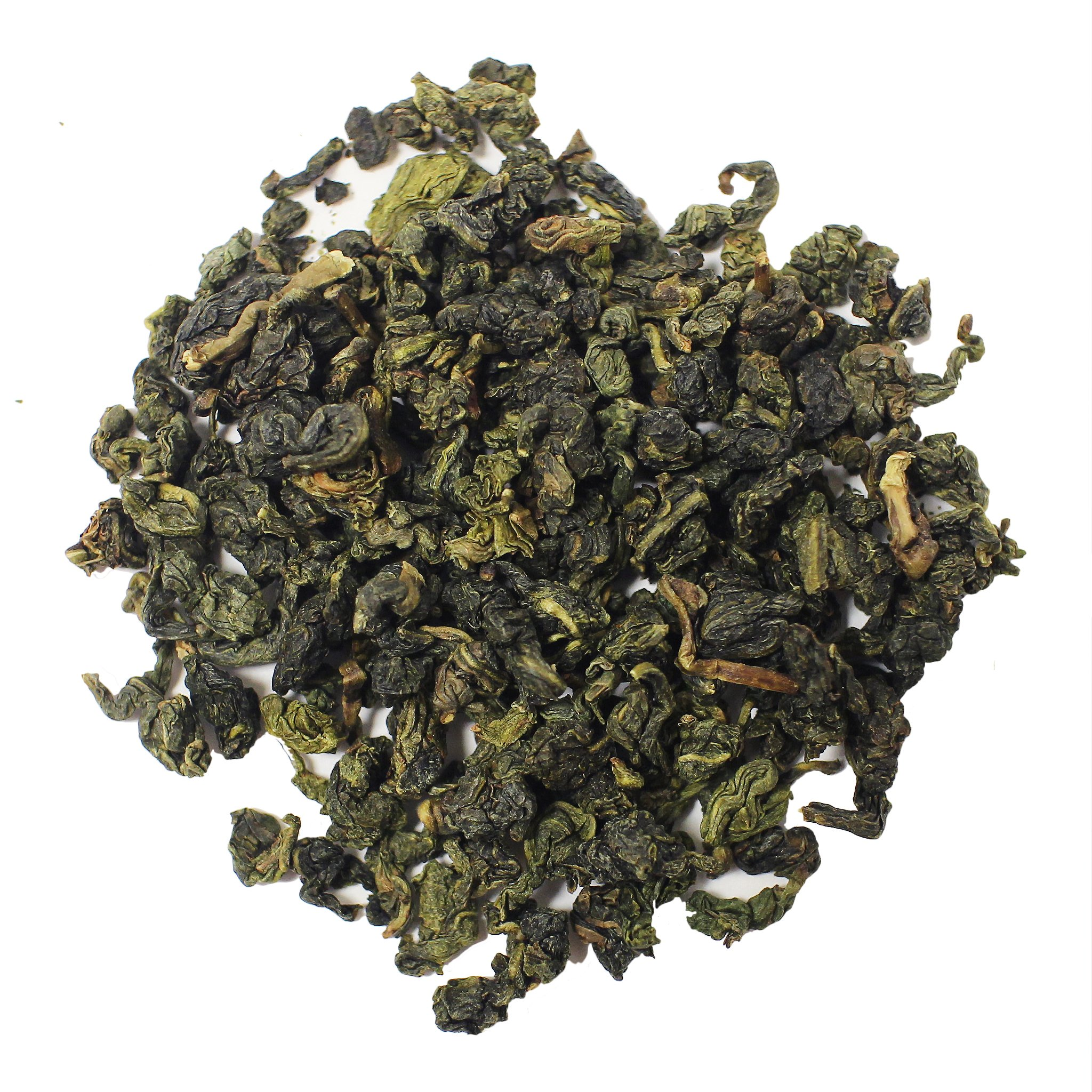 The Tea Farm - Monkey Picked Tie Guan Yin Oolong Tea - Loose Leaf Oolong Tea (8 Ounce Bag) by The Tea Farm