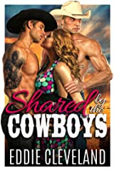 Shared by the Cowboys (MFM Novella Series Book 3)