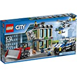 LEGO City Police Bulldozer Break-In 60140 Building Kit