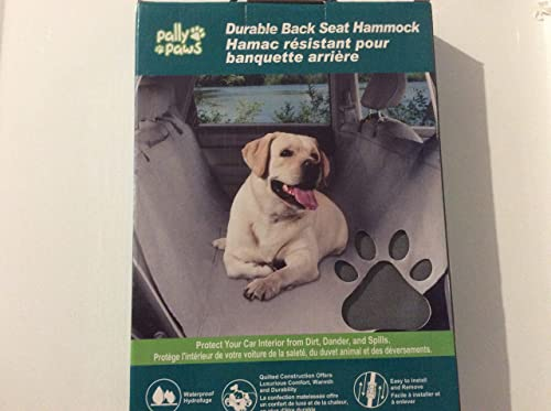 Back Seat Hammock for Dogs