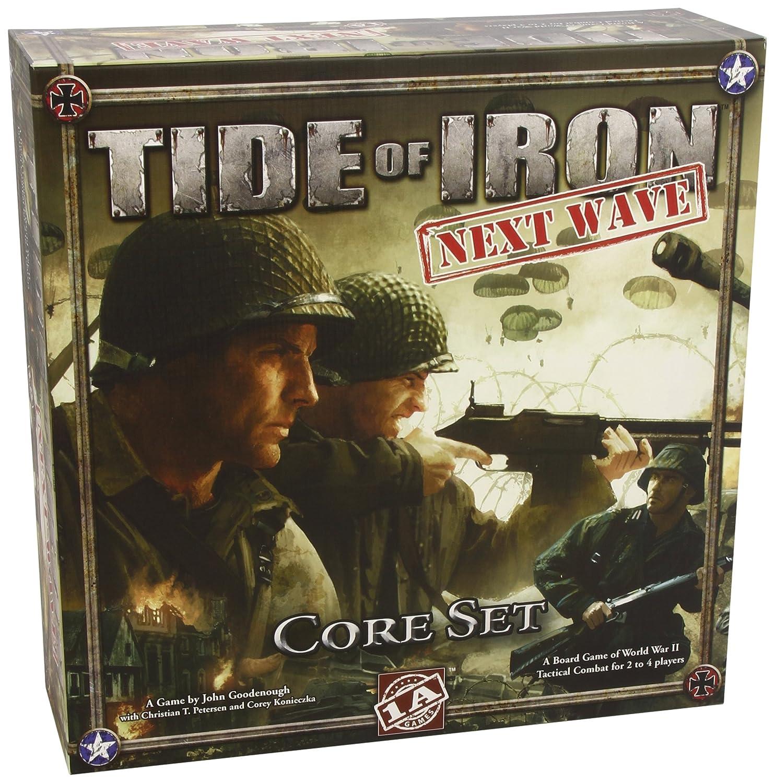 新品?正規品  Tide of Iron: Next B00QGFEBIU Wave Core Set Board Game Set Board B00QGFEBIU, applegreeN:90cc8e3d --- ciadaterra.com