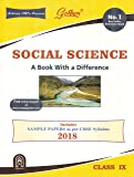 Golden Social Science:A Book with a Difference (Class 9)