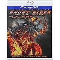Ghost Rider: Spirit of Vengeance [Blu-ray 3D + Blu-ray] (Bilingual)