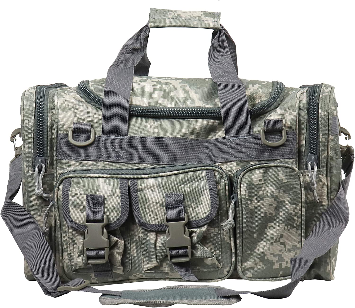 OSAGE RIVER Tackle Bag, Fishing Tackle Storage with Handle and Shoulder Carry Options