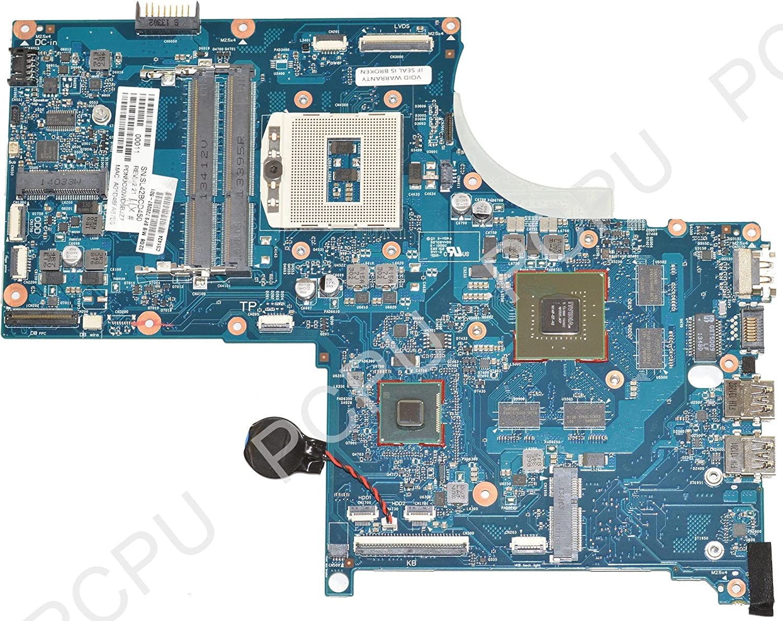 720267-501 HP Envy Quad 17-J 750M/2G Intel Laptop Motherboard s947