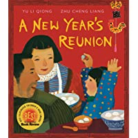 Amazon Best Sellers: Best Children's Chinese New Year Books