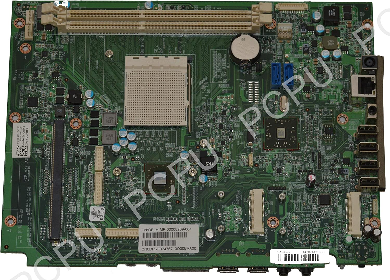 DPRF9 Dell Inspiron One D2305 AIO AMD Motherboard AM3