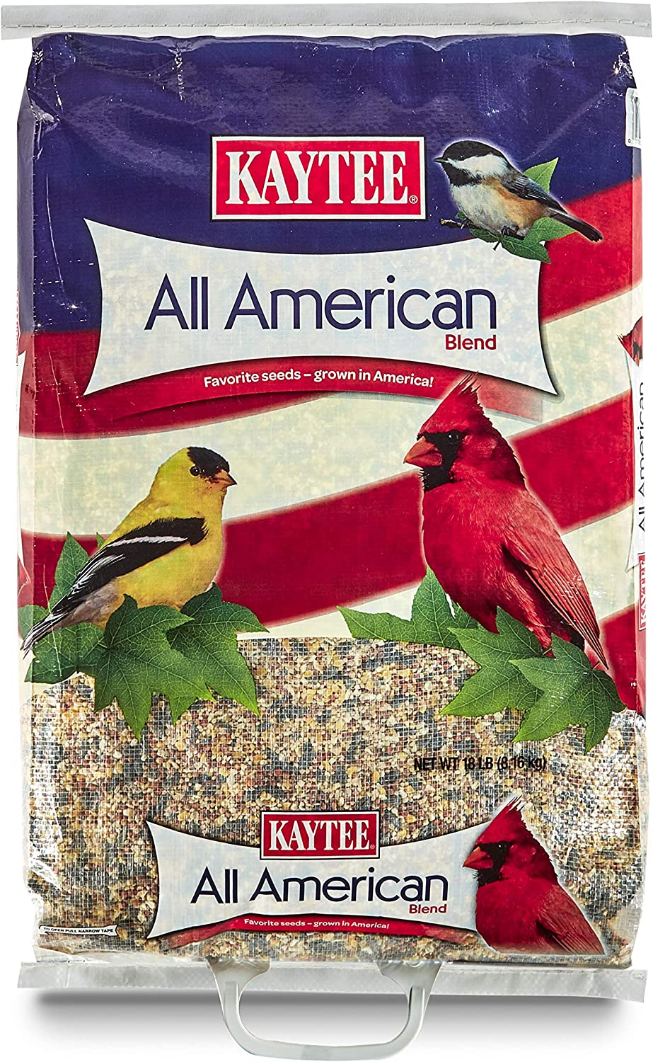 Kaytee All American Wild Bird Food, 18 lb.