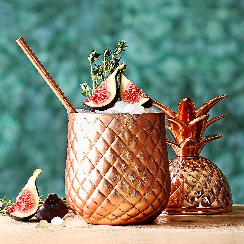 Utopia F92063/Hawaii ananas in vetro 57/cl rame 20/oz