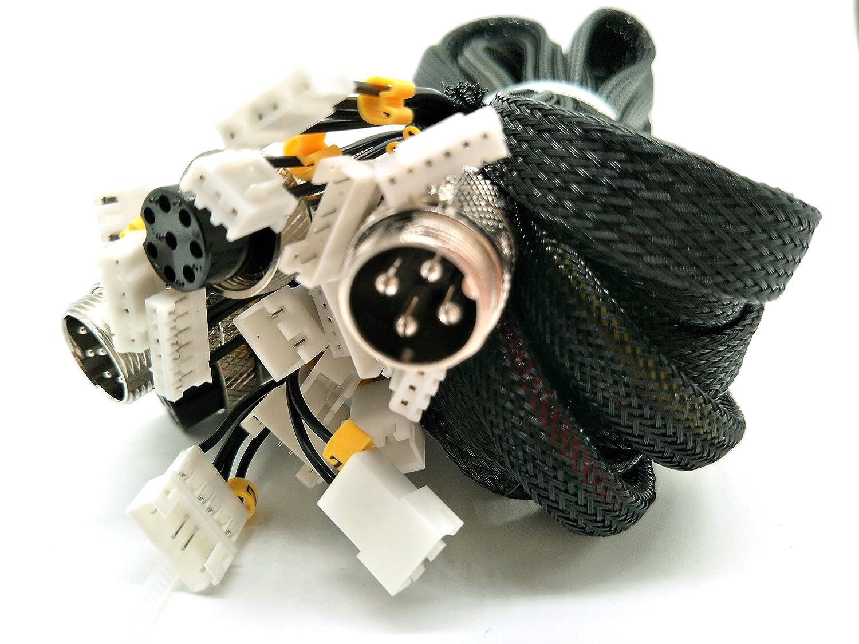 3d impresora kit de actualización de cables de extensión para ...