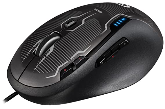 3b3a158cbba Amazon.com: Logitech G500s Laser Gaming Mouse with Adjustable Weight  Tuning: Computers & Accessories