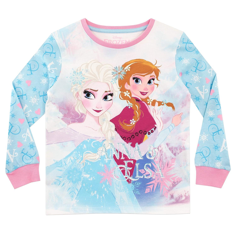 Disney - Pijama para niñas - La Reina del Hielo - Frozen: Amazon.es: Ropa y accesorios