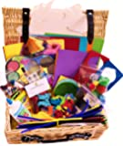 Kids Craft Set, The Rainy Day Craft Hamper with over 45 things to make