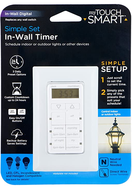 Review GE 25055 Touchsmart In-Wall