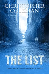 The List (They Came with the Snow Book 3) Kindle Edition