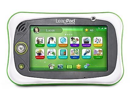 amazon com leapfrog leappad ultimate toys games rh amazon com Ultimate LeapFrog LeapPad LeapFrog LeapPad Pink