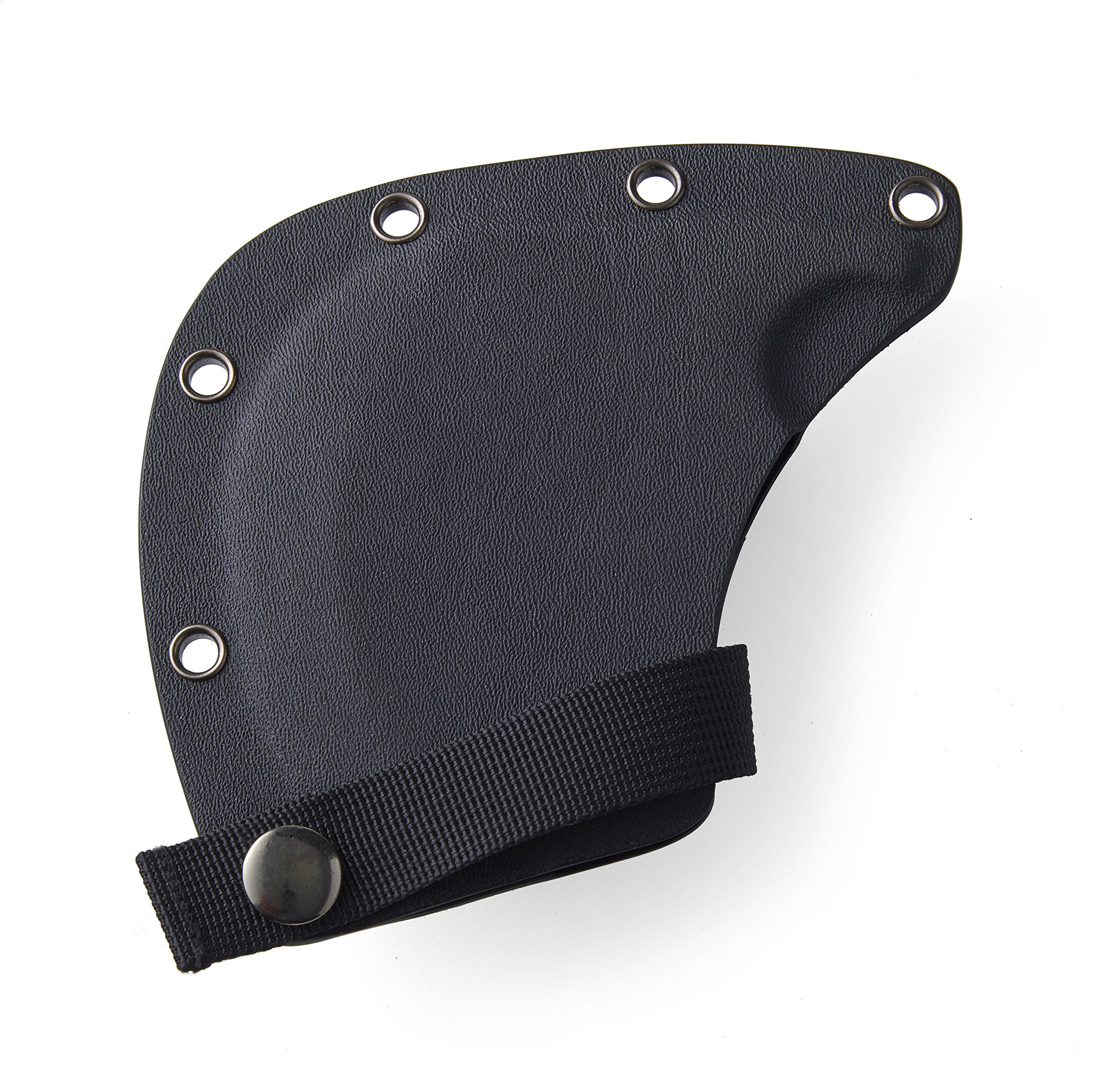 Off Grid Tools OGT-SAKYDEX Kydex Sheath for Survival Axe & Survival Axe Elite, Black