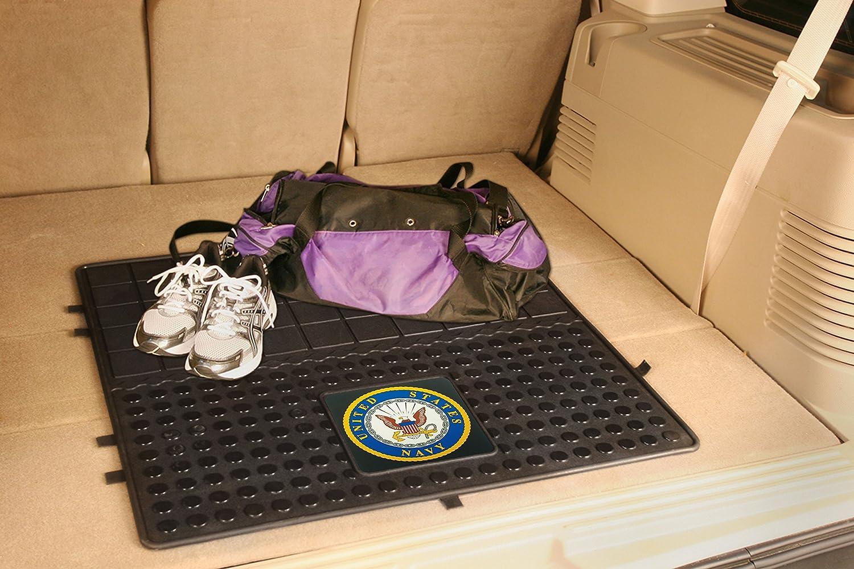 Fanmats Military  Navy Vinyl Heavy Duty Cargo Mat 11043