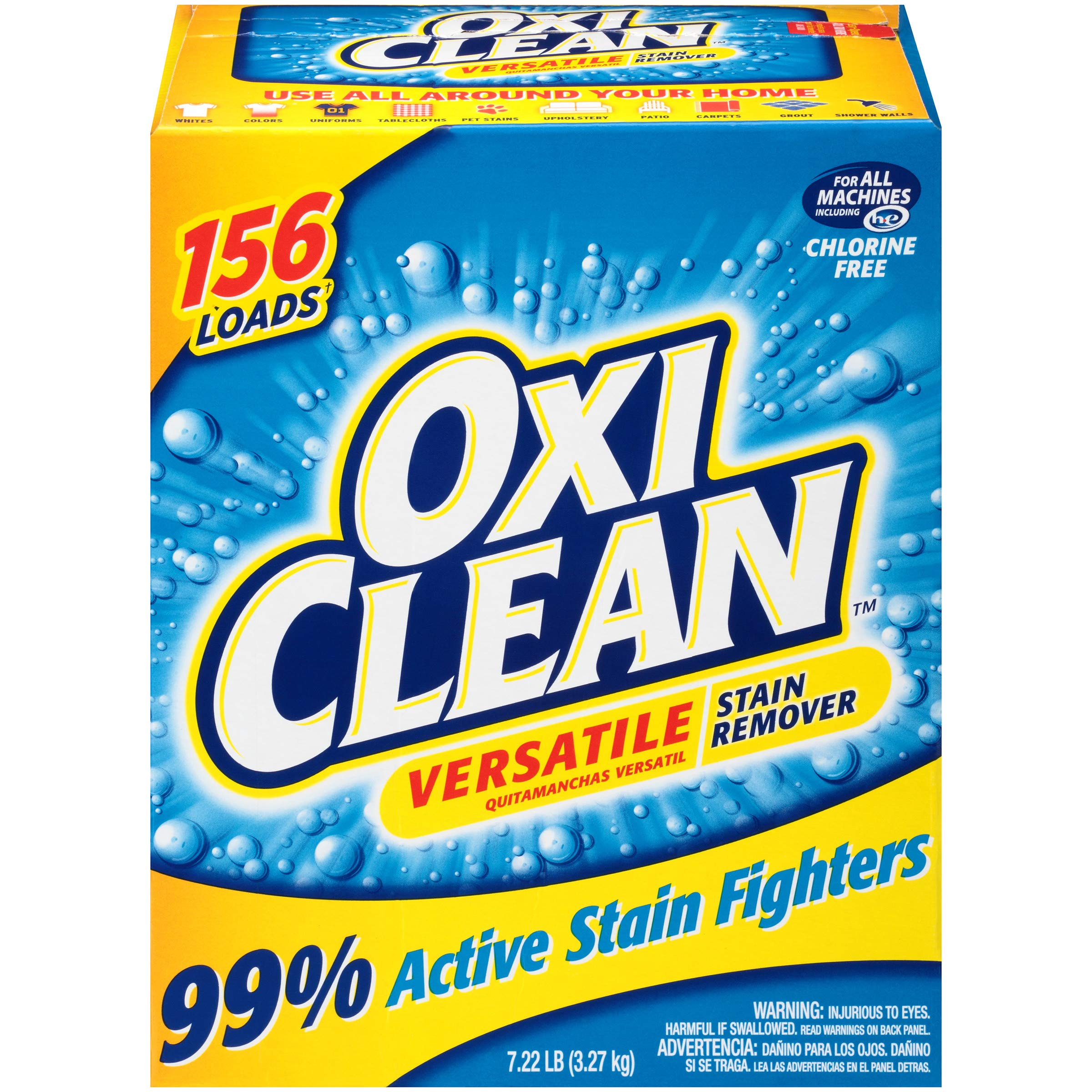 OxiClean Versatile Stain Remover Powder 7.22 lbs