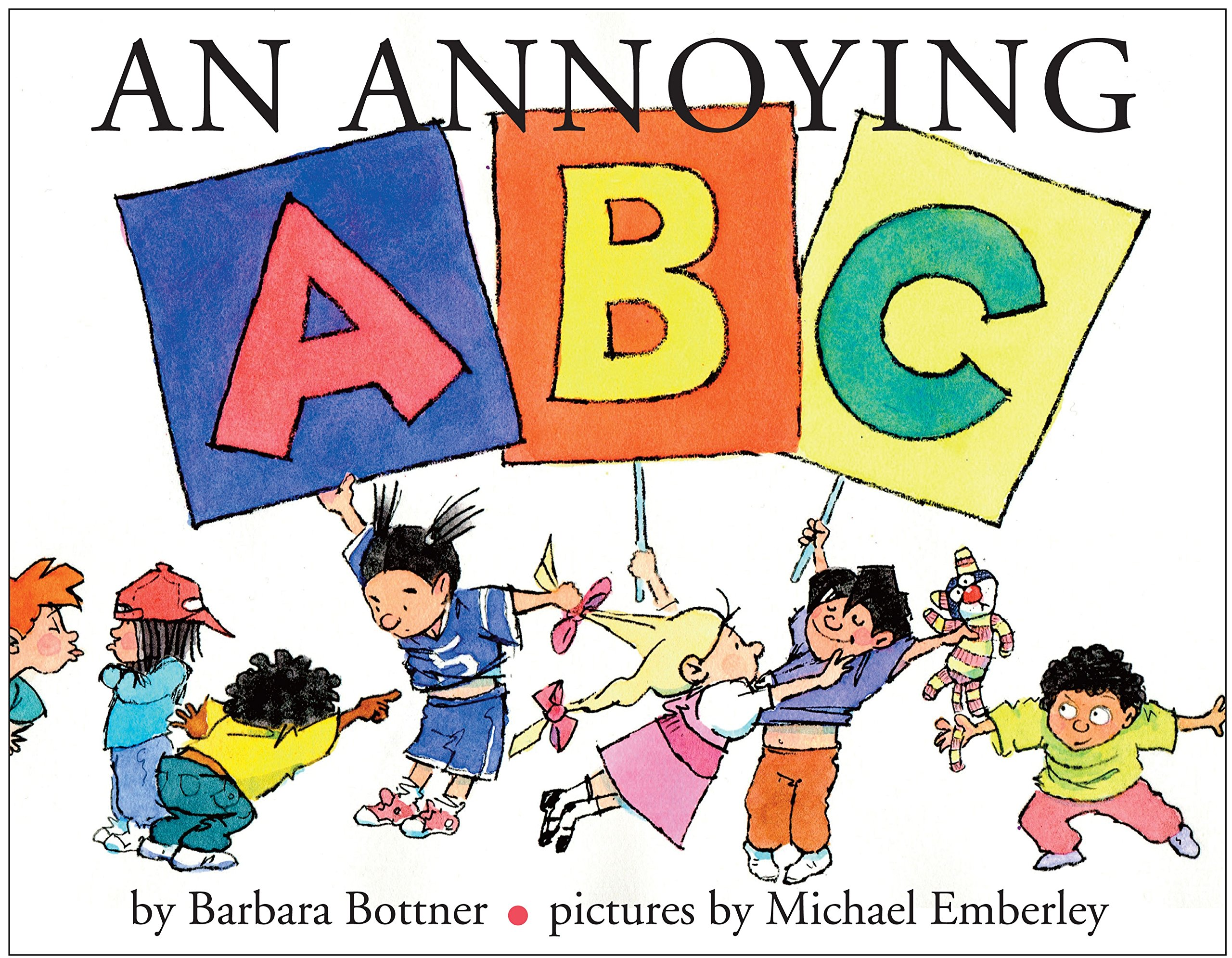 Image result for annoying abc book