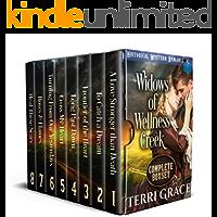 Widows of Wellness Creek Boxset: Complete Historical Western Romance Box Set
