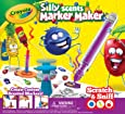 Crayola Silly Scents Marker Maker, Scented Markers, Gift