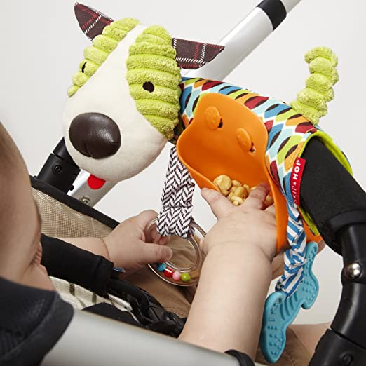 Stroller accessories Bar Snack Toy