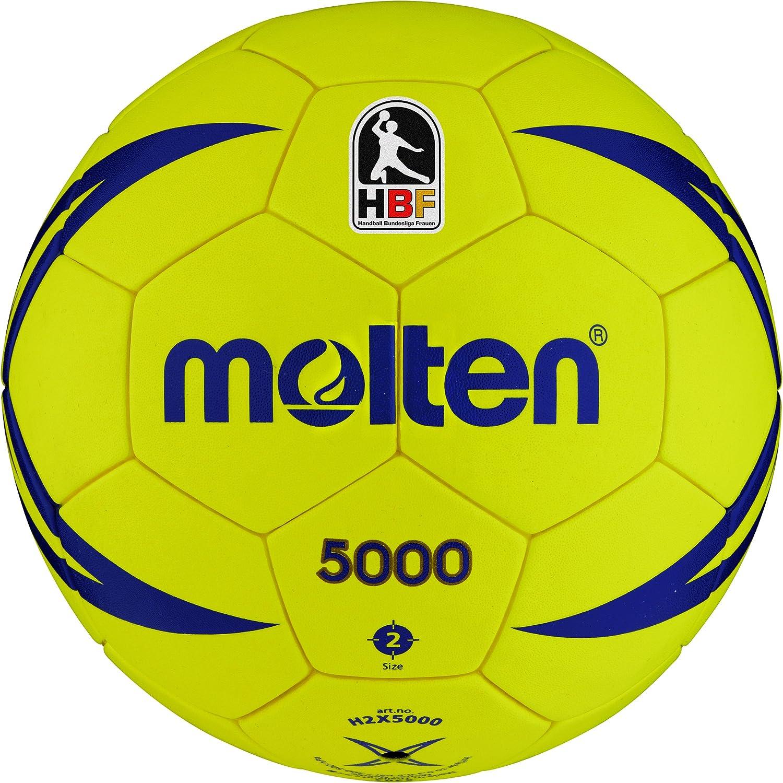 Molten HX5000 - Balón de balonmano Talla:3: Amazon.es: Salud y ...
