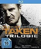 96 Hours - Taken 1-3 [Blu-ray]